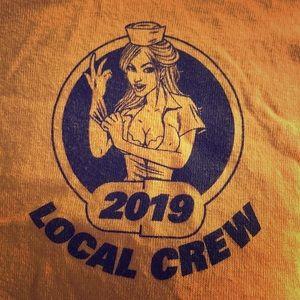 Blink-182/Lil Wayne Local Crew Concert T Shirt